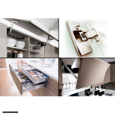 Кухонні комплектуючі та меблева фурнітура для кухні