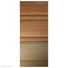 Накладка-профіль №9 МДФ з паперовим покриттям 10x67