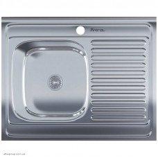 Кухонная мойка Imperial 600x800 L Satin