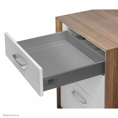 Modern Box PB-D-KPL450C soft close високий ящик сірий