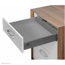Modern Box PB-D-KPL450A soft close низький ящик сірий