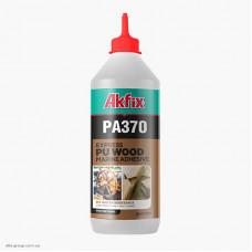 Водостійкий поліуретановий клей для дерева Akfix PA370 500гр