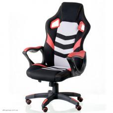 Крісло Abuse Black/Red