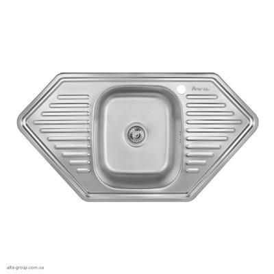 Кухонна мийка Imperial 9550D 0.8 мм Decor