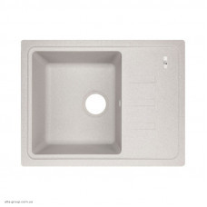 Гранітна мийка Lidz 620x435/200 GRA-09