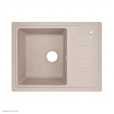 Гранітна мийка Lidz 620x435/200 MAR-07