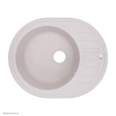 Гранітна мийка Lidz 620x500/200 COL-06