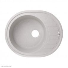 Гранітна мийка Lidz 620x500/200 GRA-09