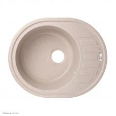 Гранітна мийка Lidz 620x500/200 MAR-07