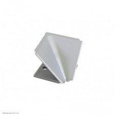 Кутник внутрішній до плінтуса алюміній Н-30 LS