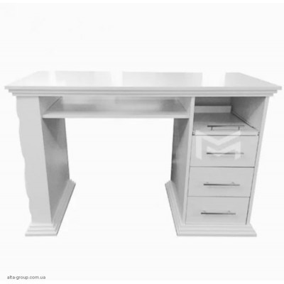 Манікюрний стіл M127 білий
