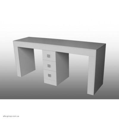 Манікюрний стіл M111 Prestige білий