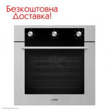 Духова шафа електрична Ventolux EO56M-6K BK/X