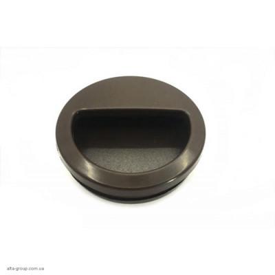 Ручка меблева MD 61 (DD 61) коричнева