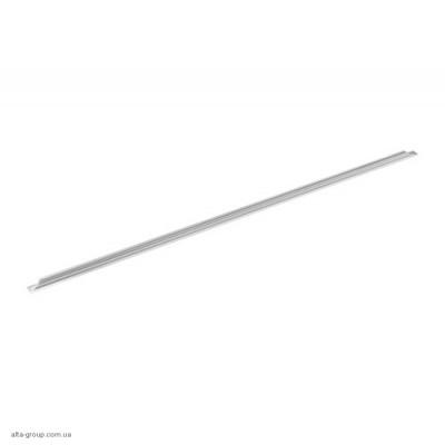 Ручка для меблів Virno Lines 408/1024 нікель браш