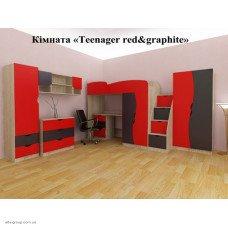 Дитяча кімната Teenager
