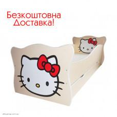 """Ліжко дитяче """"Animal"""" (без ящика)"""