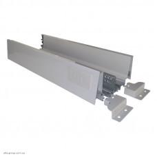 Комплект тандембокс сірий низький 84.5 мм MM01450A (E18)