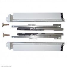 Комплект тандембокс білий низький 84.5 мм MM01450A (E01)