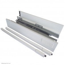 Комплект тандембокс L-450/160 середній з одним квадратним релінгом MM014004BB (E01)