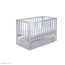 Дитяче ліжко DeSon Квадрат з шухлядою (Charivne)