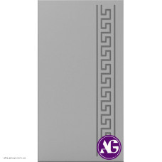 МДФ фасад плівковий категорія Греція вертикальна 16 мм