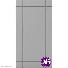 МДФ фасад плівковий категорія Решітка 16 мм