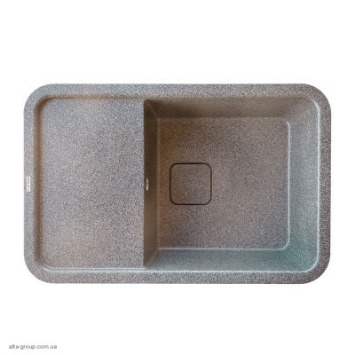 Гранітна мийка Germece Cube 7850 мат