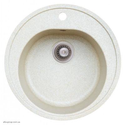 Гранітна мийка Germece Luna 510 мат