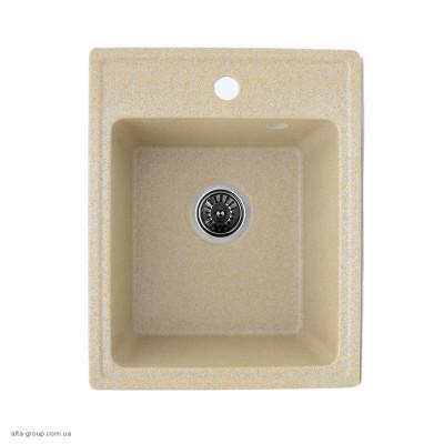 Гранітна мийка Rubi 4050 глянець