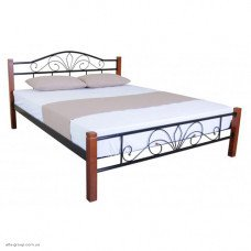 Двоспальне ліжко Como 1600x2000 мм