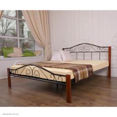 Двоспальне ліжко Vederi 1600x2000 мм