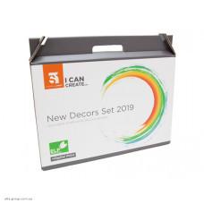 Каталог зразків (віяло) ЛДСП Swisspan New Decors set 2019