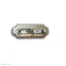 Гачок 03-56 (3 шт) хром