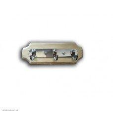 Крючок 03-56 (3 шт) хром