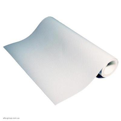 Коврик (антиковзаючий) L-500 білий/сірий