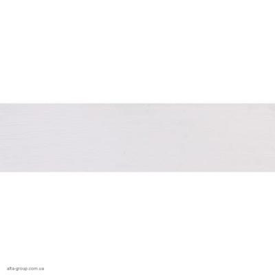Кромка PVC 201-S біла структура MAAG