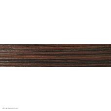 Кромка PVC 21/1 темне zebrano Polkemic