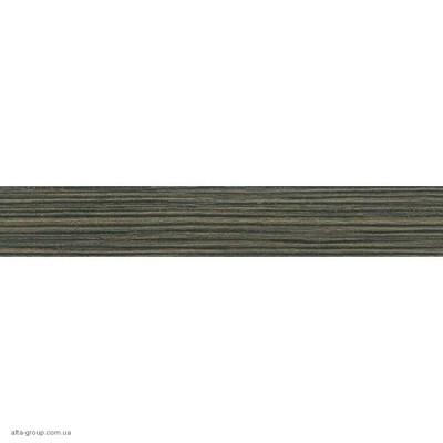 Кромка 21мм WENGE SANGNA ясен Королівський чорний (Польща)