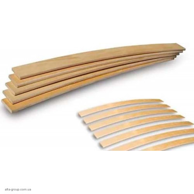 Ламель дерев'яна 800 мм
