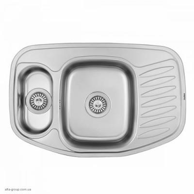 Кухонна мийка F7851A з нержавіючої сталі