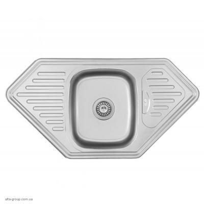 Кухонна мийка F-9550A з нержавіючої сталі