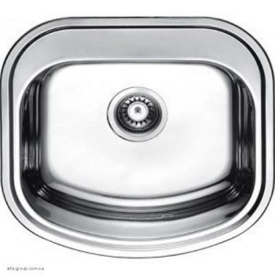 Кухонна мийка Kraft заокруглена 47*49 Декор