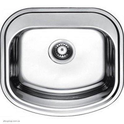 Кухонна мийка Kraft заокруглена 47*49 Матова