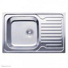 Кухонна мийка Kraft прямокутна 78*48 матова