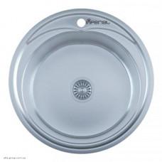 Кухонна мийка Imperial 490-A 0.8 Decor