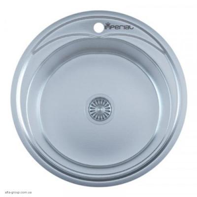 Кухонна мийка Imperial 490-A Decor