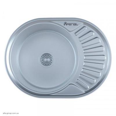 Кухонна мийка Imperial 6044 Satin