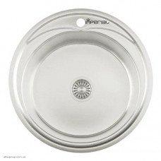 Кухонна мийка Imperial 490-A Глянець