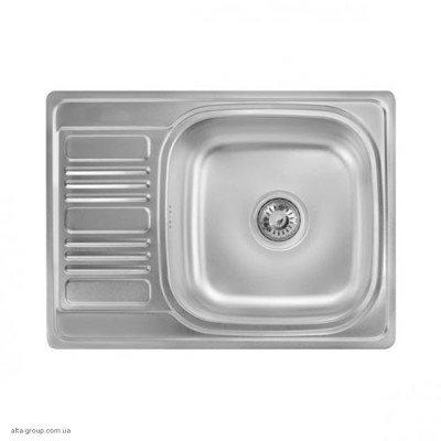 Кухонна мийка Imperial 6950 сатин